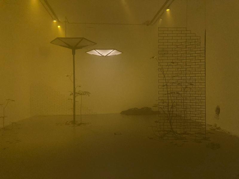 Exposición El Despertar en La Casa Encendida.